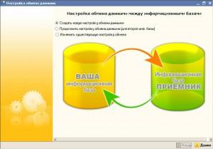 Автоматизация обмена между базами данных